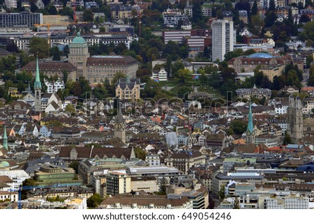 Luzern in Swithzerland