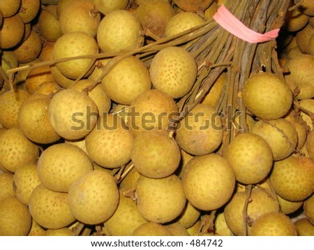 lychee fruit from the ...