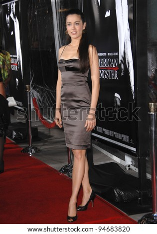 Lymari Nadal at an industry screening for her new movie \