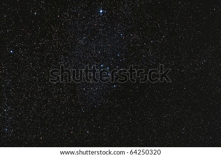 M39 Open Star Cluster