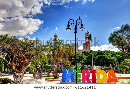 Shutterstock Mérida, Yucatan, Mexico