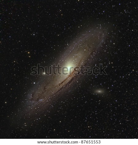 M31, The Great Andromeda Galaxy