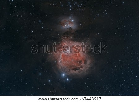M42, The Great Nebula in Orion