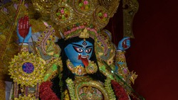 Ma Kali: Hindu Goddess Kali Worshipped on Diwali