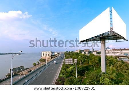 Ma roadside billboards.
