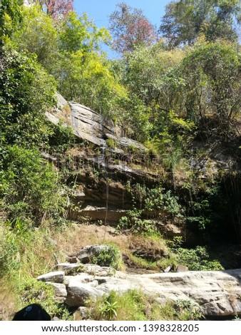 Maan Fah Waterfall, Mae Wang District, Chiang Mai #1398328205