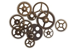 Machine/clock parts