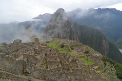 Machu Picchu Inca Citadel, Peru, Southamerica