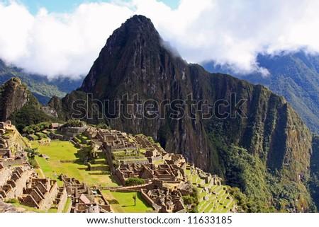 Machu Picchu, the Lost Inca City