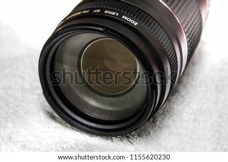 Macro 58mm Zoom Camera Lens