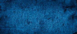 macro photo of blue brick with visible texture. background