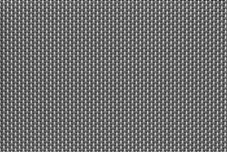 macrotexture of textile material or coarse fabric close-up with symmetric and identical mesh plexus for abstract empty background or for single-tone wallpaper