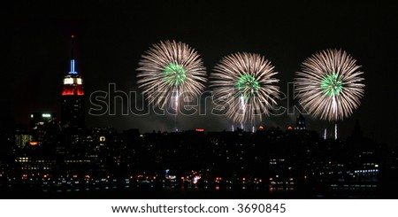 Macy\'s 4th of July Fireworks