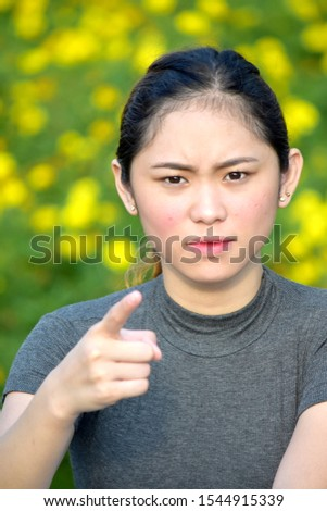 Mad Pretty Minority Adult Female