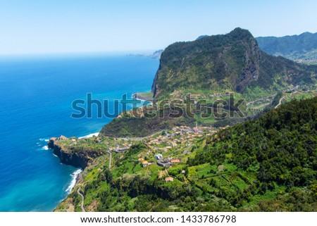 Madeira -Island - Porto Moniz