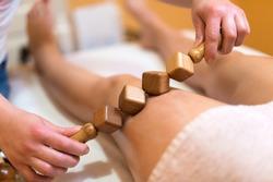 Madero therapy body sculpting massage in salon spa