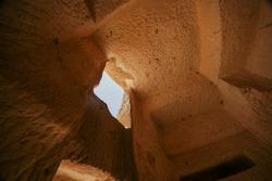 Madin Saleh Al-Ulah carved rock tombs