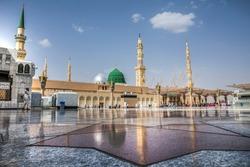 Madinah Haram Day View 2018