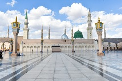 Madinah Haram Day View 2014