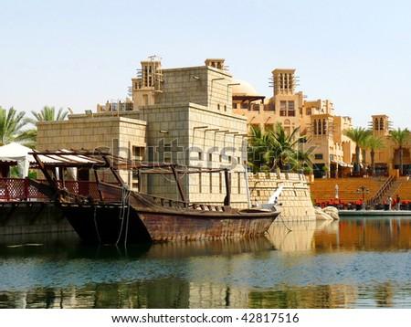 Madinat Jumeirah Resort - Dubai, United Arab Emirates