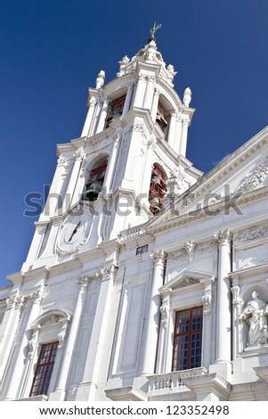 Mafra Convent - stock photo