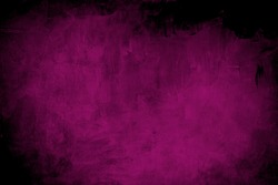 Magenta abstract painting background or texture