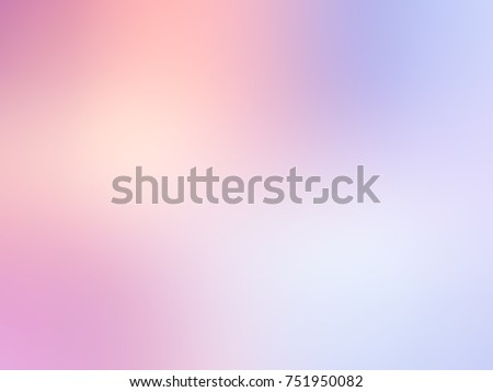 Magenta pink beige blurred clouds into the heaven - Shutterstock ID 751950082