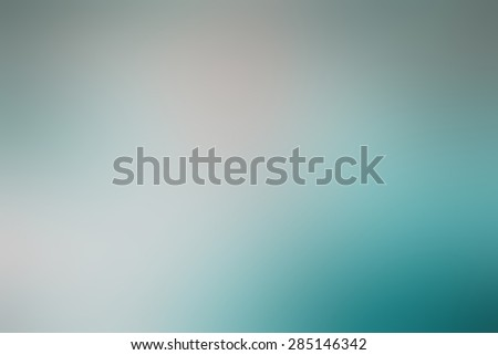 Magic abstract blurred blue filter colorful background or wallpaper