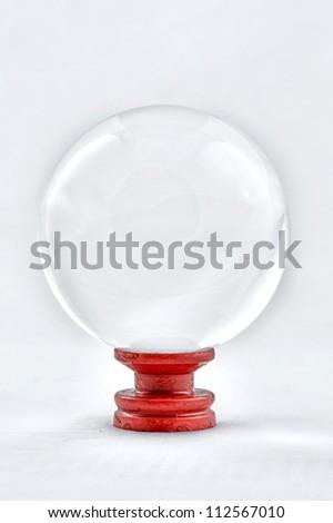 Magic ball, Marble