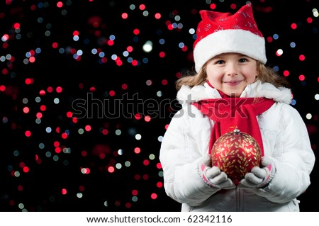 Magic Christmas night