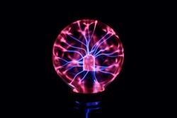 magic plasma lamp by Nikola Tesla