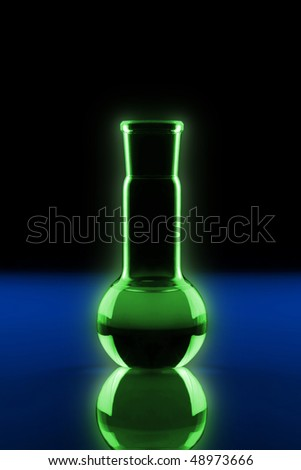 magic potion - stock photo