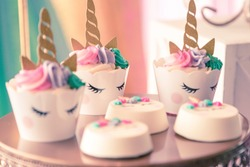 Magical Unicorn Children's Birthday Party