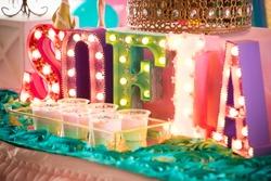 Magical Unicorn Children's Birthday Party
