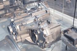 Magnesium die casting - gearbox housing