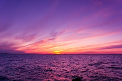 Magnificent View Bright Horizon