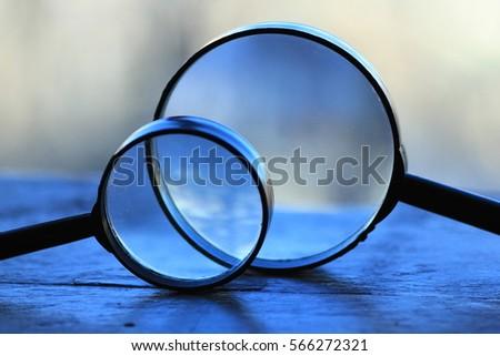 magnifier #566272321