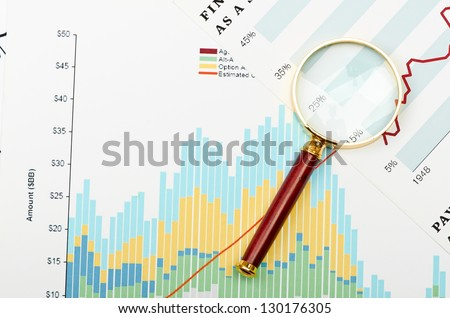 Magnifier on graphs.