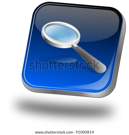 Magnifying glass search Button