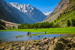 mahodhand lake, Kalaam valley, Swat, Pakistan