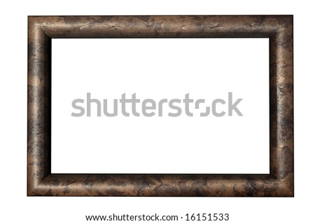 Mahogany Picture Frame Wood