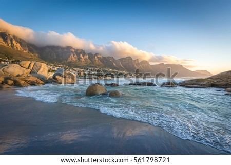 Maidens Cove Cape Town #561798721