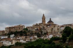 Main parish church of Chelva, Valencia