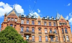 Main street of Goteborg