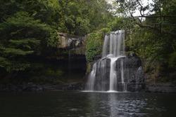 Main Waterfall on Koh Kut (ko kood) island