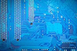 Mainboard Electronic computer background