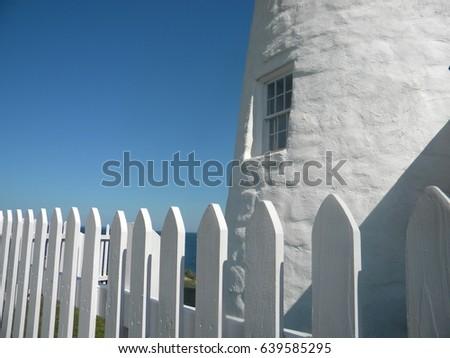 Maine Lighthouse #639585295