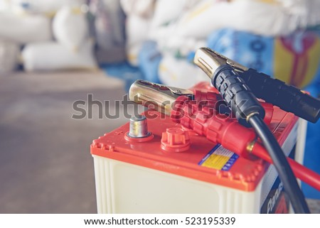 Maintenance car battery by yoursalf