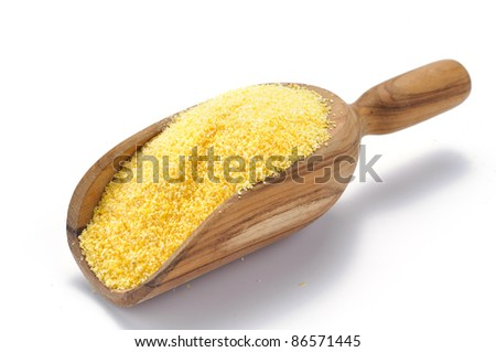 Maize of flour