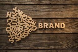 Make your own brand. The word